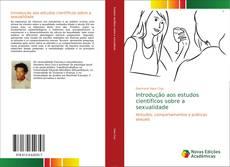 Capa do livro de Introdução aos estudos científicos sobre a sexualidade