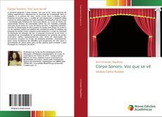 Bookcover of Corpo Sonoro: Voz que se vê