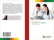 Borítókép a  Educação em Bioética - hoz
