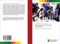 Bookcover of Técnicas de entrevista jornalística