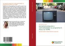 Bookcover of Jornalismo popular e noticiabilidade no programa O Povo na TV/MS