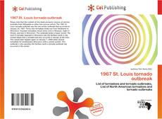 Bookcover of 1967 St. Louis tornado outbreak