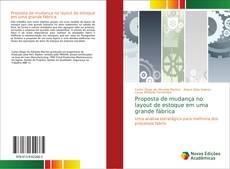Bookcover of Proposta de mudança no layout de estoque em uma grande fábrica