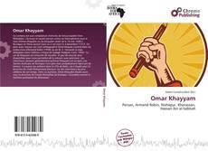 Omar Khayyam kitap kapağı