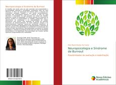 Capa do livro de Neuropsicologia e Síndrome de Burnout