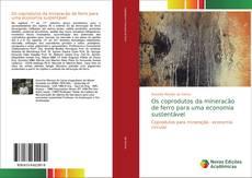 Os coprodutos da mineracão de ferro para uma economia sustentável kitap kapağı