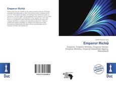 Обложка Emperor Richū