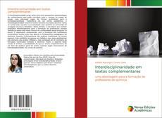 Copertina di Interdisciplinaridade em textos complementares