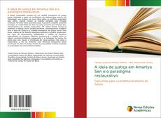 A ideia de justiça em Amartya Sen e o paradigma restaurativo kitap kapağı