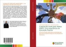 Buchcover von FUNDAÇÃO DOM JOSÉ MARIA PIRES: uma experiência de Educação Popular