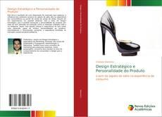 Buchcover von Design Estratégico e Personalidade do Produto