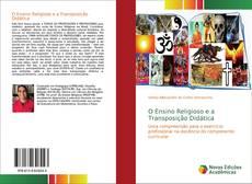 Capa do livro de O Ensino Religioso e a Transposição Didática