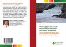Capa do livro de Otimização multivariada-multiobjetiva aplicada a processos ambientais