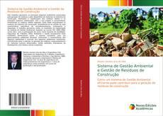 Capa do livro de Sistema de Gestão Ambiental e Gestão de Resíduos de Construção