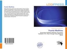 Frantz Mathieu的封面