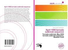 April 1996 tornado outbreak sequence kitap kapağı