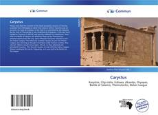 Bookcover of Carystus