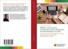 MOOCs: Uma análise comparativa entre ambientes de aprendizagem no EAD的封面