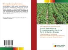 Portada del libro de Folhas de Mandioca: Compostos Antioxidantes e Perfil de Ácidos Graxos
