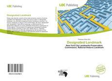 Capa do livro de Designated Landmark