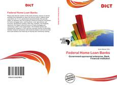 Bookcover of Federal Home Loan Banks