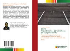 Capa do livro de BGTC: Procedimentos para melhoria do comportamento