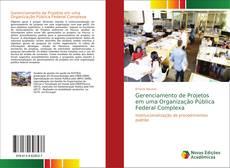 Capa do livro de Gerenciamento de Projetos em uma Organização Pública Federal Complexa
