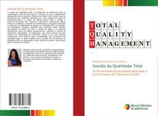 Capa do livro de Gestão da Qualidade Total