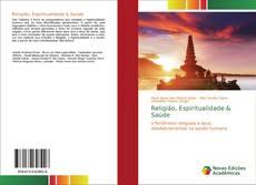 Capa do livro de Religião, Espiritualidade & Saúde