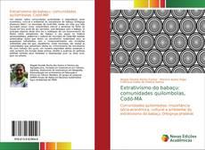 Capa do livro de Extrativismo do babaçu: comunidades quilombolas, Codó-MA