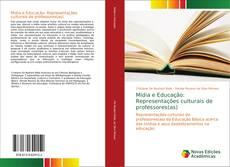 Buchcover von Mídia e Educação: Representações culturais de professores(as)