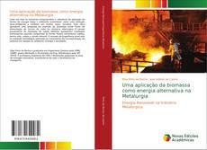 Capa do livro de Uma aplicação da biomassa como energia alternativa na Metalurgia