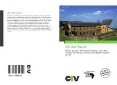 Bookcover of Ali ibn Yusuf