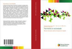 Território e sociedade kitap kapağı