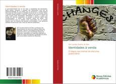 Capa do livro de Identidades à venda