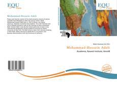 Mohammad-Hossein Adeli kitap kapağı