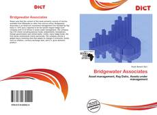 Buchcover von Bridgewater Associates