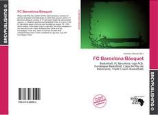 Обложка FC Barcelona Bàsquet