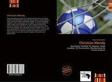 Borítókép a  Christian Mendy - hoz