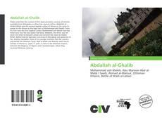 Portada del libro de Abdallah al-Ghalib