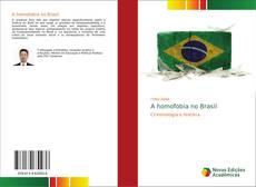 A homofobia no Brasil kitap kapağı