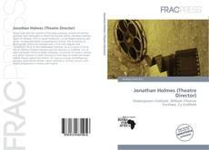 Capa do livro de Jonathan Holmes (Theatre Director)