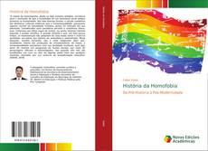 Bookcover of História da Homofobia
