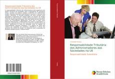 Capa do livro de Responsabilidade Tributária dos Administradores das Sociedades na UE