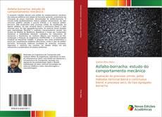 Buchcover von Asfalto-borracha: estudo do comportamento mecânico