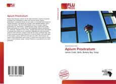 Bookcover of Apium Prostratum