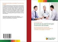 Capa do livro de O Controlo da Administração Financeira do Estado