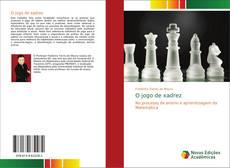 Borítókép a  O jogo de xadrez - hoz