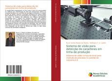 Capa do livro de Sistema de visão para detecção de caracteres em linha de produção