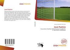 Capa do livro de José Padrón